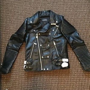 Godspeed Leather Jacket